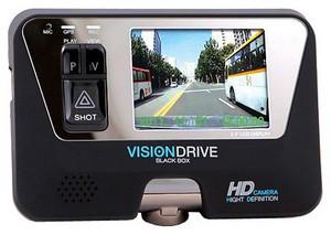 фото Видеорегистратор VisionDrive VD-8000HDL 2 CH