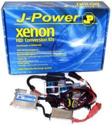 Фото комплект ксенона J-Power Slim ULTRA H11 4300К