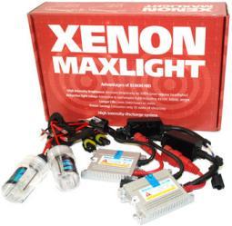 Фото комплект ксенона MaxLight Slim H7 4300K
