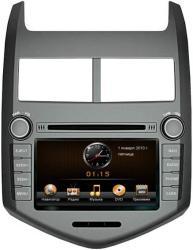 Фото штатного головного устройства для Chevrolet Aveo 2012+ Intro CHR-3117AV