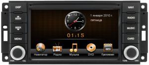 фото Штатная магнитола для JEEP Compas 2007+ Intro CHR-5121L