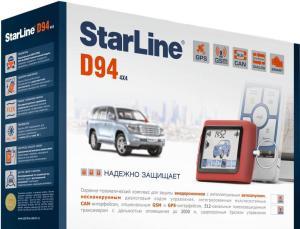 StarLine D94 2CAN GSM/GPS 2Slave T2.0 SotMarket.ru 20650.000