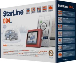 StarLine D94 2CAN GSM/GPS Slave SotMarket.ru 20450.000