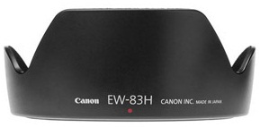 фото Бленда для объектива Canon EF 24-105mm F/4L IS USM EW-83H