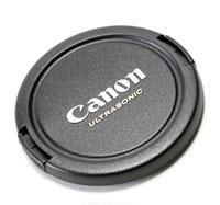 фото Крышка Canon Lens Cap E-58U для объектива Canon 58mm