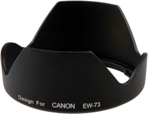 фото Бленда для объектива Canon EF 24-85mm f/3.5-4.5 USM Flama JCEW-73