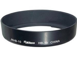 фото Бленда для объектива Nikon 28-80mm f/3.5-5.6D AF Zoom-Nikkor (HB-10) Flama JNHB-10