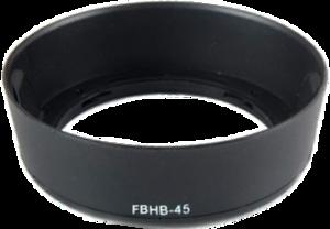фото Бленда для объектива Nikon 18-55mm F/3.5-5.6G ED II AF-S DX Zoom-Nikkor Fujimi FBHB-45