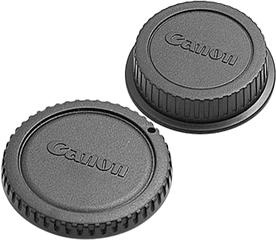 фото Набор крышек Fujimi с надписью Canon