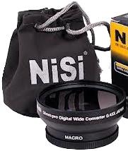 фото Конверторный объектив NiSi SLR PRO 52