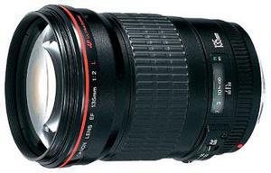 фото Объектив для фотоаппарата Canon EF 135mm F/2L USM