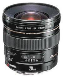 фото Объектив для фотоаппарата Canon EF 20mm F/2.8 USM