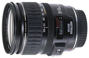 фото Объектив для фотоаппарата Canon EF 28-135mm F/3.5-5.6 IS USM
