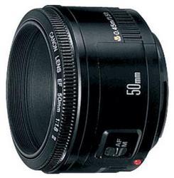 фото Объектив для фотоаппарата Canon EF 50mm F/1.8 II
