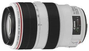 фото Объектив для фотоаппарата Canon EF 70-300mm F/4-5.6L IS USM
