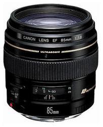фото Объектив для фотоаппарата Canon EF 85mm F/1.8 USM