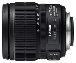 фото Объектив для фотоаппарата Canon EF-S 15-85mm F/3.5-5.6 IS USM OEM