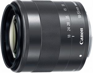 фото Объектив для фотоаппарата Canon EF-M 18-55mm f/3.5-5.6 IS STM