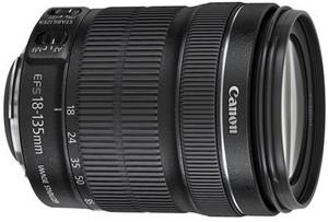 фото Объектив для фотоаппарата Canon EF-S 18-135mm F/3.5-5.6 IS STM (оригинальная упаковка)