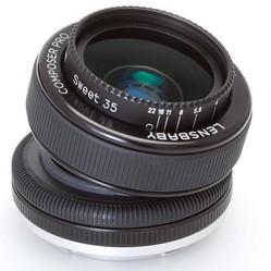 фото Объектив для фотоаппарата Lensbaby Composer PRO w/Sweet 35 для Canon
