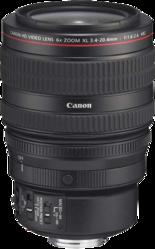 фото Canon HD Video 6x Zoom XL 3.4-20.4mm L
