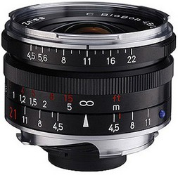 Carl Zeiss 21mm F/4.5 C Biogon T ZM для Leica SotMarket.ru 36330.000