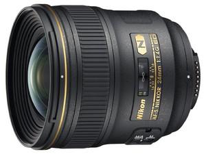 фото Объектив для фотоаппарата Nikon 24mm F/1.4G ED AF-S Nikkor