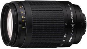 фото Объектив для фотоаппарата Nikon 70-300mm f/4-5.6G Zoom-Nikkor