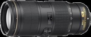 фото Объектив для фотоаппарата Nikon 70-200mm F/4G ED VR AF-S Nikkor
