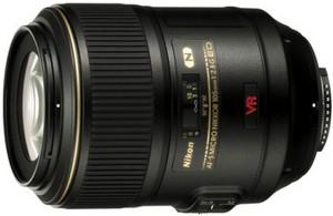 фото Объектив для фотоаппарата Nikon 105mm F/2.8G IF-ED AF-S VR Micro-Nikkor