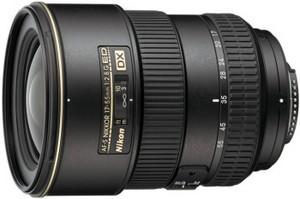фото Объектив для фотоаппарата Nikon 17-55mm F/2.8G ED-IF AF-S DX Zoom-Nikkor