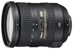 фото Объектив для фотоаппарата Nikon 18-200mm F/3.5-5.6G ED AF-S VR II DX Zoom-Nikkor