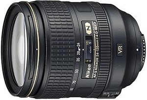 фото Объектив для фотоаппарата Nikon 24-120mm F/4G ED VR AF-S Nikkor