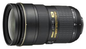фото Объектив для фотоаппарата Nikon 24-70mm F/2.8G ED AF-S Nikkor