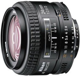 фото Объектив для фотоаппарата Nikon 24mm F/2.8D AF Nikkor