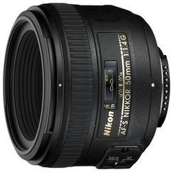 фото Объектив для фотоаппарата Nikon 50mm F/1.4G AF-S Nikkor