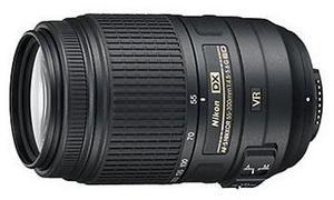 фото Объектив для фотоаппарата Nikon 55-300mm F/4.5-5.6G ED AF-S VR DX Nikkor