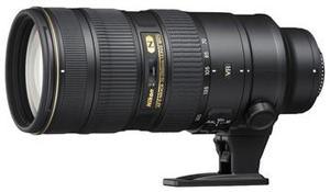 фото Объектив для фотоаппарата Nikon 70-200mm F/2.8G ED AF-S VR II Zoom-Nikkor