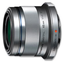 фото Объектив для фотоаппарата Olympus M.Zuiko Digital 45mm F/1.8