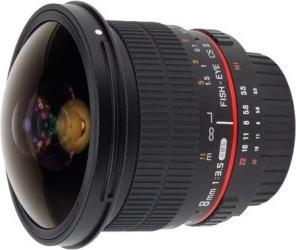 фото Объектив для фотоаппарата Samyang 8mm F/3.5 AS IF UMC Fish-eye CS II AE для Nikon F