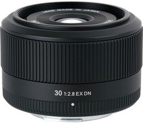 фото Объектив для фотоаппарата Sigma AF 30mm F/2.8 EX DN Micro 4/3 для Panasonic