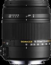 фото Объектив для фотоаппарата Sigma AF 18-250mm F/3.5-6.3 DC MACRO HSM Sony