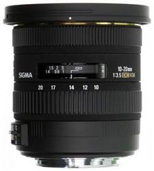 Фото объектива Sigma AF 10-20mm F/3.5 EX DC HSM for Nikon F