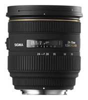 фото Объектив для фотоаппарата Sigma AF 24-70mm F/2.8 IF EX DG ASPHERICAL HSM Canon EF