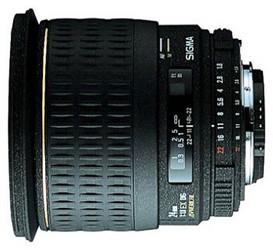 фото Объектив для фотоаппарата Sigma AF 24mm F1.8 EX DG Aspherical Macro для Nikon