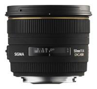 фото Объектив для фотоаппарата Sigma AF 50mm F/1.4 EX DG HSM Canon EF