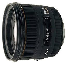 фото Объектив для фотоаппарата Sigma AF 50mm F/1.4 EX DG HSM для Sony