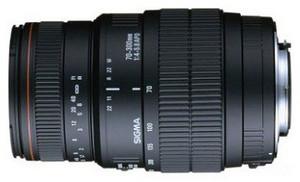 Sigma AF 70-300mm F/4-5.6 APO MACRO DG Nikon F SotMarket.ru 9490.000