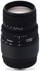 Фото объектива Sigma AF 70-300mm f/4-5.6 DG MACRO Sony
