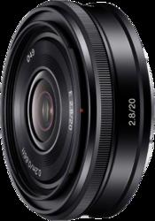фото Объектив для фотоаппарата Sony 20mm F/2.8 E Minolta A